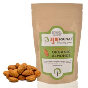 Organic-Almonds
