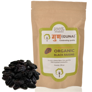 Organic-Black-Raisins